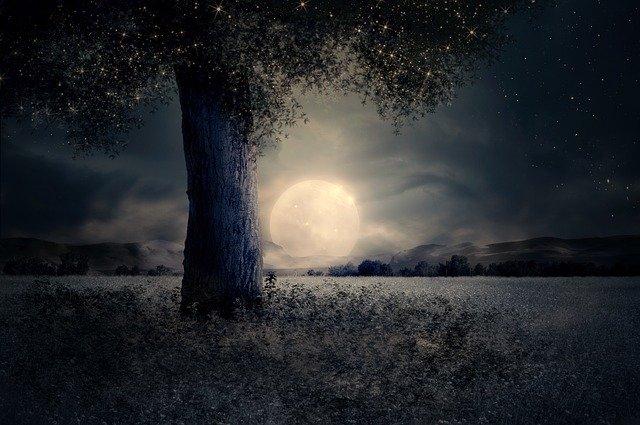 Pleine lune du 10janvier